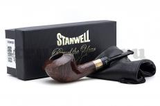 Курительная трубка Stanwell Pipe of the Year 2017, Brown Polished 9mm - 0017