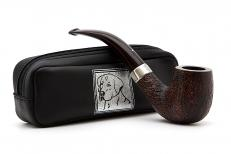 Курительная трубка DUNHILL White Spot Zodiac , Year of the Dog , Cumberland Pipe 227/288